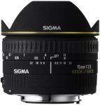 Porovnání ceny Sigma 15mm f/2,8 EX DG DG rybí oko pro Sony