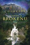 Porovnání ceny BB ART Legenda o Brokenu - Caleb Carr