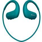 Porovnat ceny Sony MP3 přehrávač 4 GB NW-WS413 modrý, voděod.