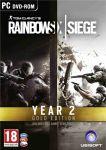 Porovnat ceny UBI SOFT PC CD-Tom Clancy's Rainbow Six:Siege Gold Season 2