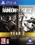 Porovnat ceny UBI SOFT PS4 -Tom Clancy's Rainbow Six: Siege Gold Season 2