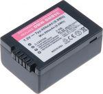 Porovnat ceny Baterie T6 power Panasonic DMW-BMB9E, 950mAh, černá