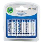 Porovnat ceny WHITENERGY WE Nabíjecí baterie AA 2800mAh Ni-MH 10ks -blister