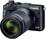 Porovnání ceny Canon EOS M6 BK 18-150