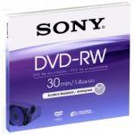 Porovnat ceny Média DVD-RW DMW-30 SONY pro DVD kamery, 8cm