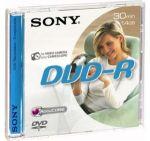 Porovnat ceny Média DVD-R DMR-30 SONY pro DVD kamery, 8cm