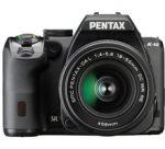 Porovnání ceny Pentax K-S2, černá + DAL 18-50mm WR - 11598