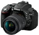 Porovnání ceny Nikon D5300 + AF-P 18-55 VR + 55-200 VR II, černá - VBA370K019