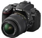 Porovnání ceny Nikon D5300 + 18-55 VR + 70-300 VR, černá - VBA370K015