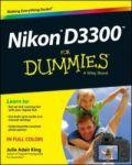Porovnání ceny Wiley Julie Adair King: Nikon D3300 for Dummies