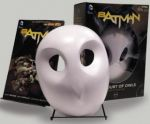 Porovnání ceny D C COMICS Scott Snyder: Batman: The Court of Owls Mask and Book Set (The New 52)