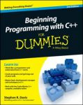 Porovnání ceny John Wiley & Sons Inc Stephen R. Davis: Beginning Programming with C++ for Dummies, 2nd Edition