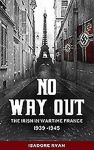Porovnání ceny Mercier Press RYAN ISADORE: No Way Out