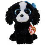 Porovnání ceny Beanie Boos TRACEY - černo/bílý pes 15 cm
