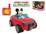 Porovnání ceny Disney Mickey Mouse R/C cabriolet 16cm 2,4GHz na baterie 18m+
