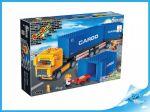 Porovnání ceny BanBao stavebnice Transportation tahač 562 ks + 2 figurky To Bees v krabičce