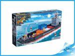 Porovnání ceny BanBao stavebnice Transportation nákladní loď 716 ks + 4 figurky To Bees v krabičce