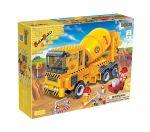 Porovnání ceny BanBao stavebnice Construction nákladní auto míchačka betonu