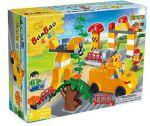 Porovnání ceny BanBao stavebnice Construction Young Ones stavební tým 55ks + 3 figurky ToBees