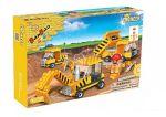 Porovnání ceny BanBao stavebnice Construction stavební vozidla 132ks + 1 figurka ToBees