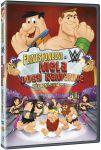 Porovnání ceny Warner Bros DVD Flintstoneovi & WWE: Mela doby kamenné - Spike Brandt, Tony Cervone