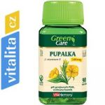 Porovnání ceny VitaHarmony Pupalka 500 mg - cévní choroby a projevy PMS (90 tobolek)