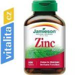 Porovnání ceny Jamieson laboratories Jamieson Zinek 10 mg 100 tablet