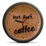 Porovnání ceny Darkoviny Hodiny káva 31 cm