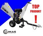 Porovnání ceny LUMAG Germany Benzínový drtič dřeva - štěpkovač HC-1500EW LUMAG