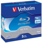 Porovnat ceny Verbatim BD-R DualLayer 50GB, 6x, jewel, 5ks (43748)