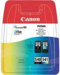 Porovnání ceny Canon PG-540 / CL-541 - originální (5225B006) černá/červená/modrá/žlutá
