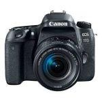 Porovnat ceny Canon EOS 77D + 18-135 IS USM (1892C004AA) čierny