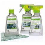 Porovnání ceny Sada čistících prostředků Electrolux pro kuchyňské spotřebiče