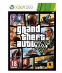 Porovnat ceny RockStar Xbox 360 Grand Theft Auto V (427544)