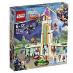Porovnat ceny LEGO® DC SUPER HERO 41232 Girls Střední škola pro super hrdiny
