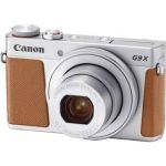 Porovnat ceny Canon PowerShot PowerShot G9 X Mark II Silver (1718C002) strieborný