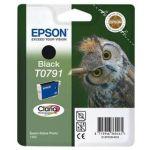 Porovnání ceny Epson T0791, 11ml - originální (C13T07914010) černá