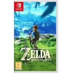 Porovnat ceny Nintendo SWITCH The Legend of Zelda: Breath of the Wild (NSS695)