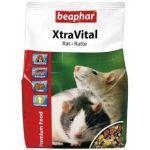 Porovnat ceny Beaphar Krmivo X-traVital krysa 2,5kg