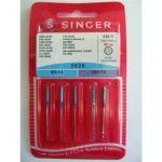 Porovnat ceny Singer - jehly BLISTER 826 - 2026/90,100 JEANS 5 ks