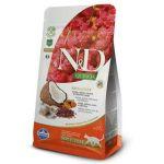 Porovnat ceny N&D Grain Free Quinoa CAT Skin&Coat Herring & Coconut 1,5 kg