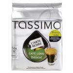Porovnat ceny Tassimo Café Long Délicat 110,4g