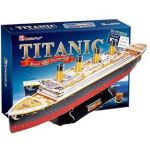 Porovnat ceny HM Studio 3D Titanic – 113 dílků