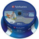 Porovnat ceny Verbatim BD-R 25GB, 6x, 25-cake (43811)