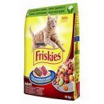 Porovnat ceny FRISKIES Cat maso a zelenina 10 kg