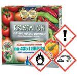 Porovnání ceny Agro Kristalon Zdravé rajče a paprika 0,5 kg