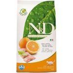 Porovnat ceny N&D Grain Free CAT Adult Fish & Orange 1,5 kg