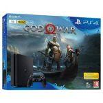 Porovnání ceny Sony PlayStation 4 SLIM 1TB + God of War (PS719384878) černá