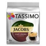 Porovnat ceny Tassimo Jacobs Krönung Café Crema 112g