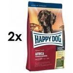 Porovnat ceny HAPPY DOG AFRICA Grainfree 2 x 12,5 kg